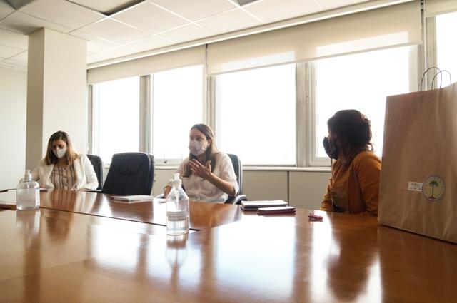 Positiva reunión con el Ministerio de Turismo Nacional