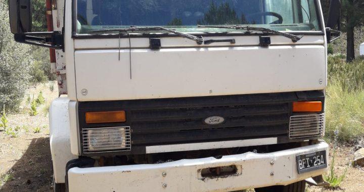 concurso camion ford