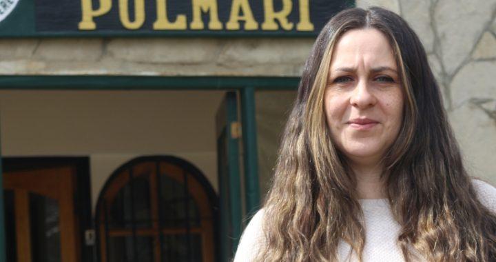 Licenciada, Yamila Cabello, Responsable de Turismo de la Corporación Interestadual Pulmarí