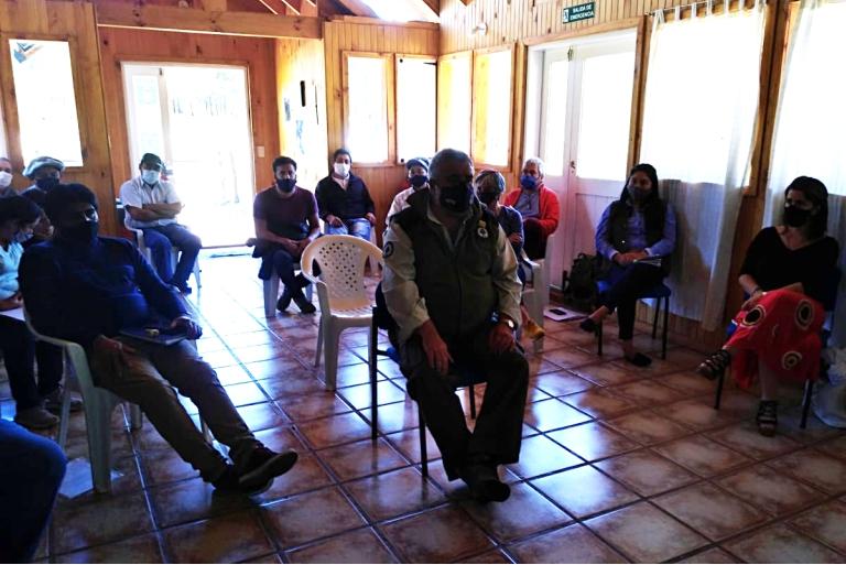Reunión del Concejo Consultivo de la Ley de Bosques por Plan Leñero 2021