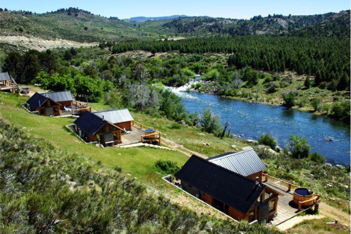 Cabañas & Lodge Río Pulmarí