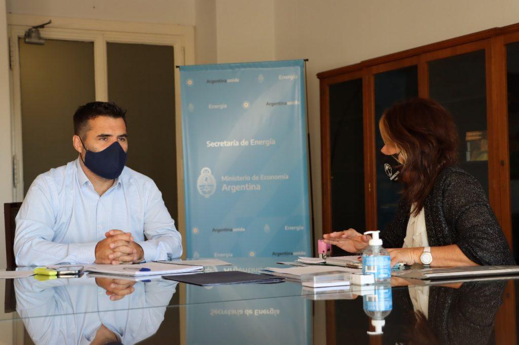 Darío Martínez Secretario de Energía de la nación