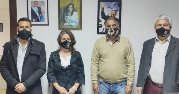 Edgardo Depetri, Subsecretario de Ejecución de Obra Pública del Ministerio de Obras Públicas nacional