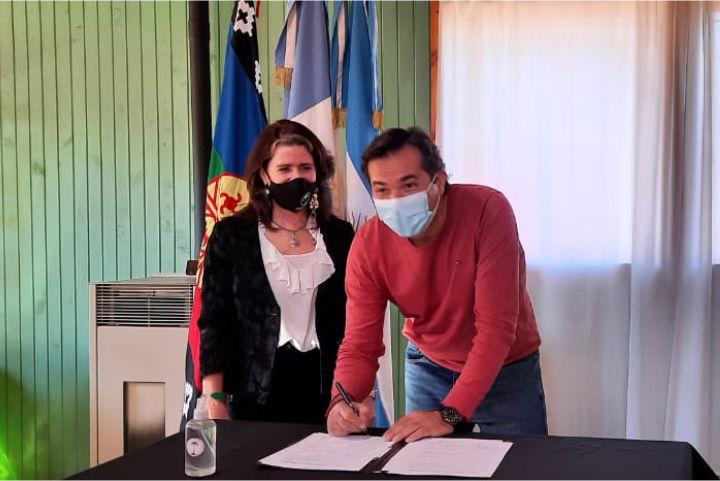 """Se firmó un convenio marco sobre """"Mediación Comunitaria"""" entre Ministerio Público Fiscal de la provincia y la CIP"""