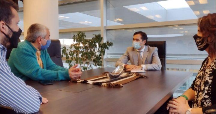 Ugartemendia José Gerez Fiscal del Tribunal Superior de Justicia del Neuquén