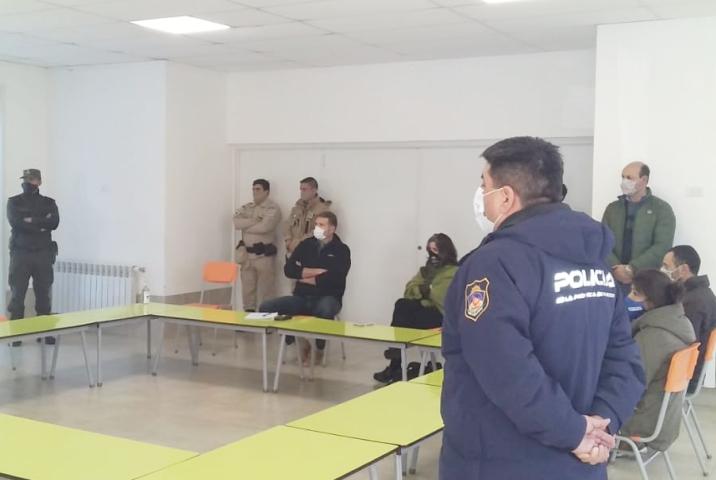 La Corporación Interestadual Pulmarí participó de un encuentro sobre abigeato en la zona rural
