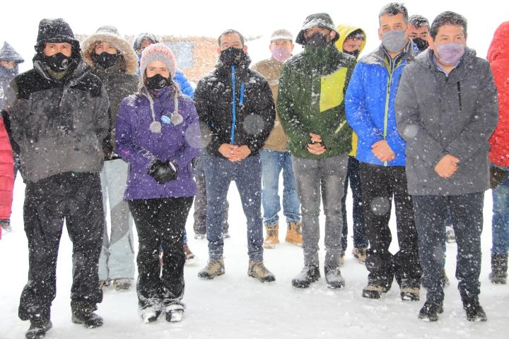 parque de nieve batea mahuida