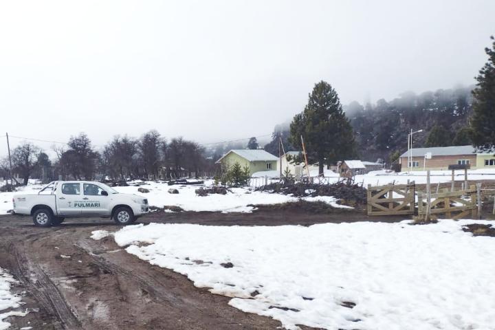 asistencia a policia rural lonco mula